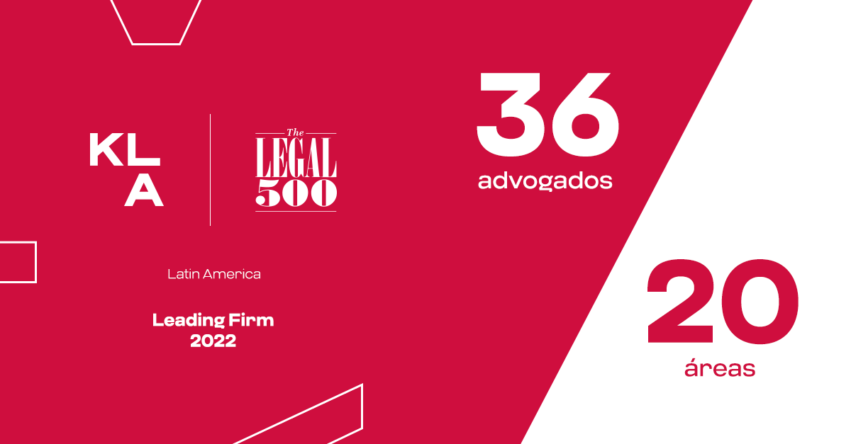 20 areas and 36 lawyers are recognized by The Legal 500 Latin America 2022 edition